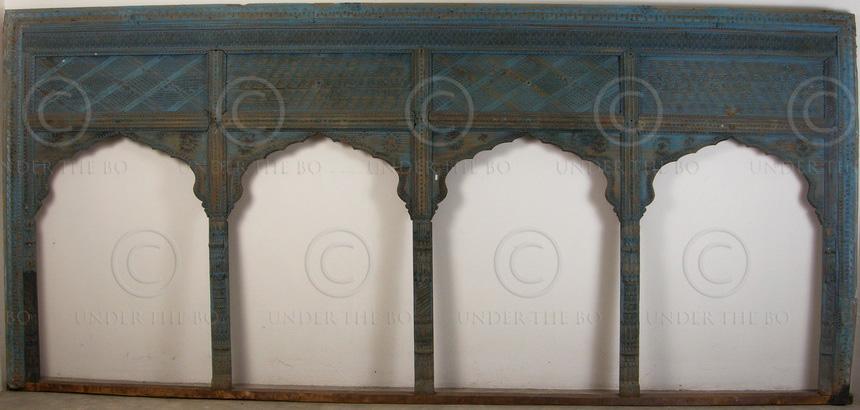 fen tre en arcade 05z5b vall e de swat pakistan arts et antiquit s d 39 asie d coration. Black Bedroom Furniture Sets. Home Design Ideas